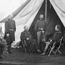 New 5x7 Civil War Photo: Generals of the Army of the Potomac in Culpeper