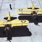 New 5x7 World War II Photo: Two Bi-planes at Naval Air Base in Corpus Christi