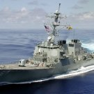 New 5x7 Photo: USS COLE Guided Missile Destroyer Heading for the Mediterranean
