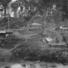 New 5x7 Civil War Photo: Blockhouse Garrison on Nashville & Chattanooga Railroad