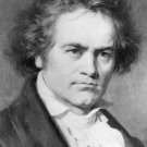 New 5x7 Photo: German Musical Composer Ludwig van Beethoven
