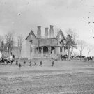 New 5x7 Civil War Photo: Ruins of the Phillips House at Falmouth, Virginia