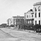 New 5x7 Civil War Photo: Houses on the Battery at Charleston, South Carolina