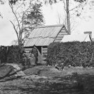 New 5x7 Civil War Photo: Headquarters of the 5th Corps at Brandy Station