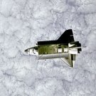New 5x7 NASA Photo: Space Shuttle Challenger over the Earth