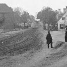 New 5x7 Civil War Photo: Street View in Yorktown, Virginia