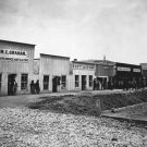 New 5x7 Civil War Photo: Sutler's Row in Chattanooga, Tennessee