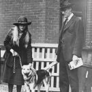New 5x7 Photo: President Franklin D. Roosevelt with his Daughter, Anna