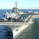 New 5x7 Photo: USS Constellation (CV-64), Kitty Hawk-class Supercarrier