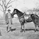 New 5x7 Civil War Photo: JEFF DAVIS, Union General Ulysses S. Grant's Horse