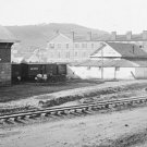 New 5x7 Civil War Photo: Adams Express Office & Cameron Hill in Chattanooga