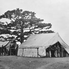 New 5x7 Civil War Photo: Sutlers Tent at Army of the Potomac Headquarters