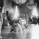 New 5x7 Photo: 29th President Warren G. Harding's Body Lying in State, 1923
