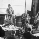 New 5x7 Photo: Charles Lindbergh Testifies at Kidnapping Trial of his son