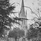 New 5x7 Civil War Photo: St. Saint John's Church in Savannah, Georgia