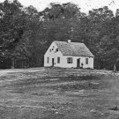 New 5x7 Civil War Photo: Damaged Dunker Church on the Battlefield of Antietam