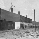 New 5x7 Civil War Photo: View of Libby Prison on Cary Street, Richmond