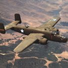 New 5x7 Photo: USAAF North American Aviation B-25 Mitchell Medium Bomber, 1942