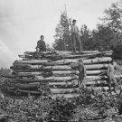 New 5x7 Civil War Photo: Tower on Elk Mountain overlooking Antietam Battlefield