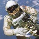 New 5x7 NASA Photo: Gemini Astronaut Ed White on 1st American Spacewalk, 1965