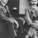 New 5x7 Photo: The Wright Brothers, Flight Pioneers Orville and Wilbur