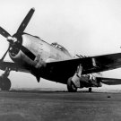 New 5x7 World War II Photo: United States Air Force P47 Thunderbolt - The Jug