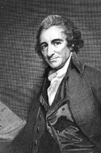 New 4x6 Photo: American Revolution Founding Father Thomas Paine