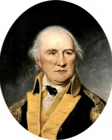 New 8x10 Photo: American Revolutionary War General Daniel Morgan