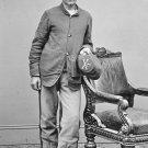 New 5x7 Photo: Soldier Thomas 'Boston' Corbett, Killer of John Wilkes Booth