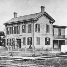 New 8x10 Photo: President Abraham Lincoln's Home in Springfield, Illinois