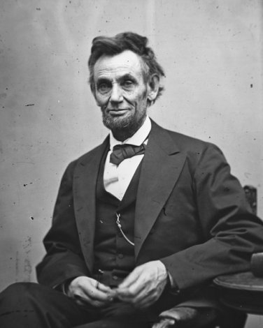New 8x10 Photo: Last Photo of President Abraham Lincoln