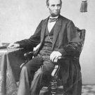 New 8x10 Civil War Photo: President Abraham Lincoln Prior to Gettysburg Address