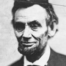 New 4x6 Civil War Photo: President Abraham Lincoln on February 5, 1865