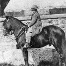 "New 4x6 Photo: President Abraham Lincoln's son Thomas ""Tad"" on Horseback"