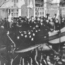 New 4x6 Photo: Abraham Lincoln Raising Flag for Kansas Statehood, 1861
