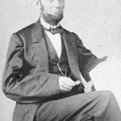 New 4x6 Civil War Photo: President Abraham Lincoln in 1863