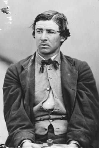 New 4x6 Photo: Abraham Lincoln Conspirator David Herold