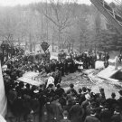 New 4x6 Photo: Exhumation of Abraham Lincoln's Body, 1901