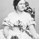 New 4x6 Photo: First Lady Mary Todd Lincoln Portrait, circa 1860