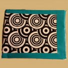 Duct tape bi-fold wallet Graphic Swirl