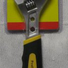 "New Grip Tight Tools 10"" Adjustable Wrench Laser Gauge #W0209"