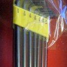 Husky 7 Piece Long Arm Hex Key Set # 563 992