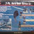 MIT 7 Piece Automobile Body Repair Kit #5655