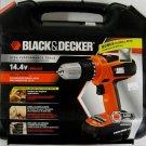 Black & Decker 14.4V Cordless Drill Driver HPD14AK-2