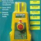 Extech GFCI Receptacle Tester #ET10