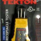 MIT Receptacle Tester 110-125V AC #7338