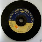 "9"" Pacific Grinding Wheel Co. Grinding Wheel #A-24-U-BFC 9"""