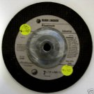 "Black & Decker Industrial 7"" Alum. Industrial Grinding Wheel #47085"