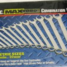 MIT 16-Pc. MaxTorq Combination Wrench Set #1938