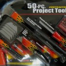 MIT Contractor Grade 50-Pc. Project Tool Set #18775